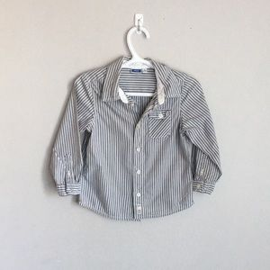 Mexx boys size 2 button up shirt long sleeves
